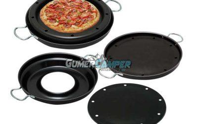 Horno de Camping para Cocinar Pizzas en tu Camper